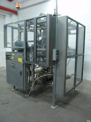 Bag Inserter Machine