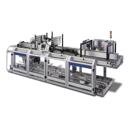 Drop Case Packing Machine