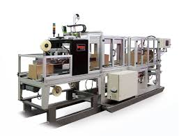 Drop Case Packing Equipment