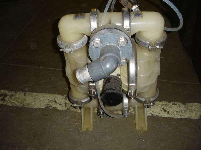 Champ Plastic Diaphragm Pump