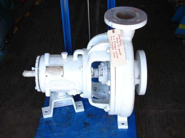 Durco Mark III Positive Displacement Pump