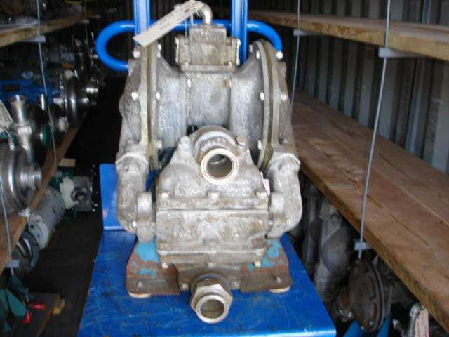 Crane Diaphragm Pump