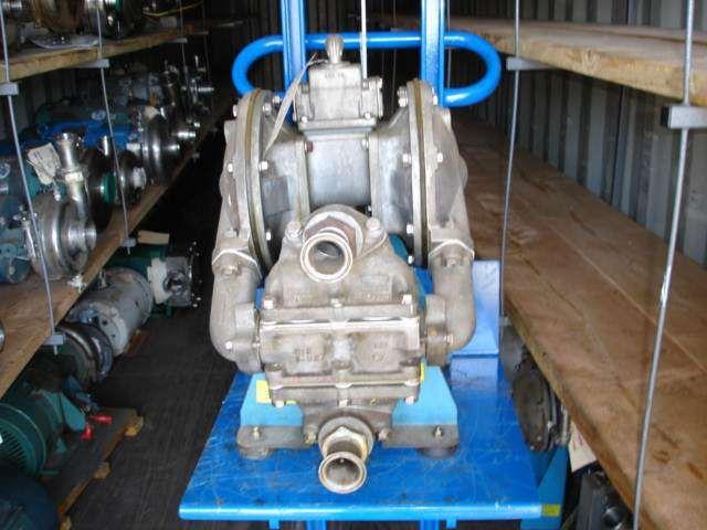 Crane Diaphragm Pump