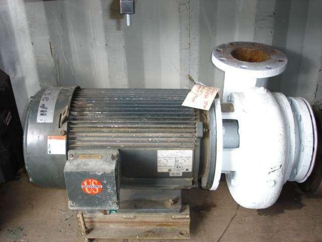 Carver Centrifugal Pump