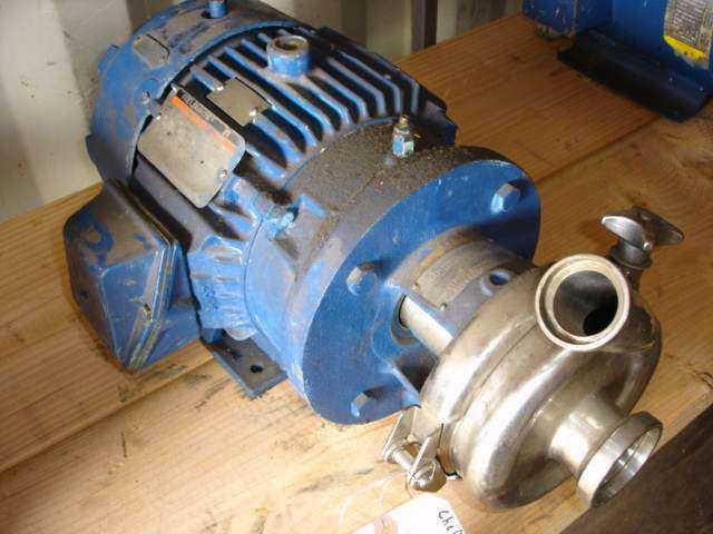 Cherry Burrell Centrifugal Pump