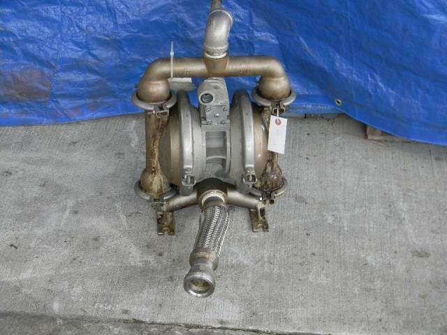 SS Diaphragm Pump