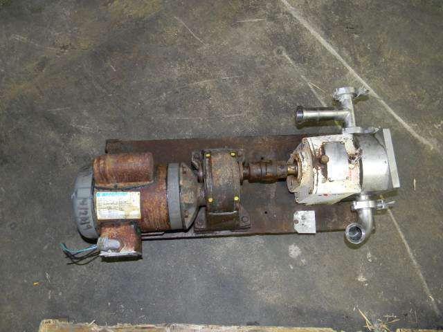 APV Crepaco Rotary Pump