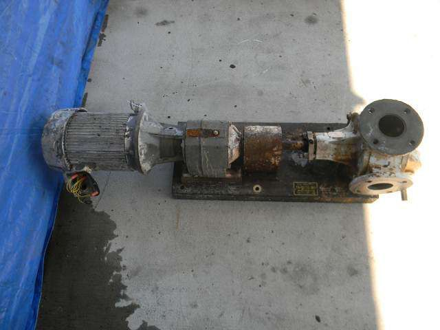 Tri Rotor PD Pump