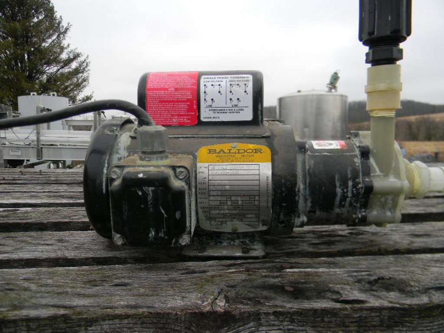 March Gear Pump