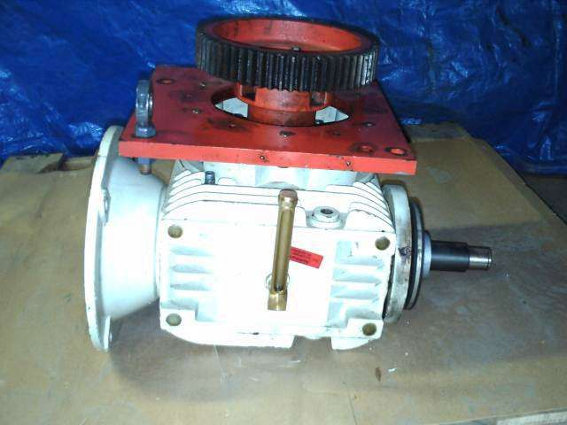 Krones Canamatic Gear Reduction Box