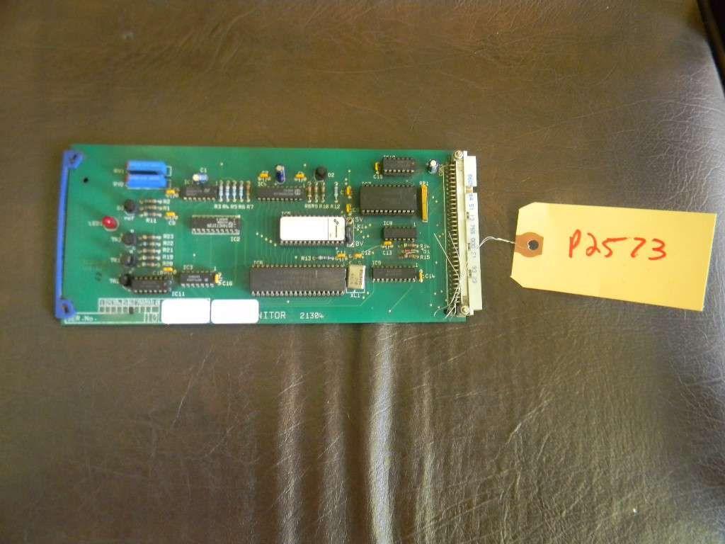 Ink Monitor Circuit Board