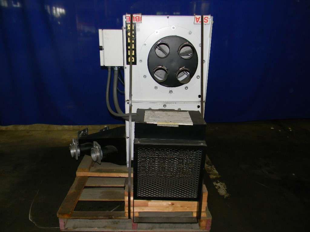 Multi-Port Discharge Blower