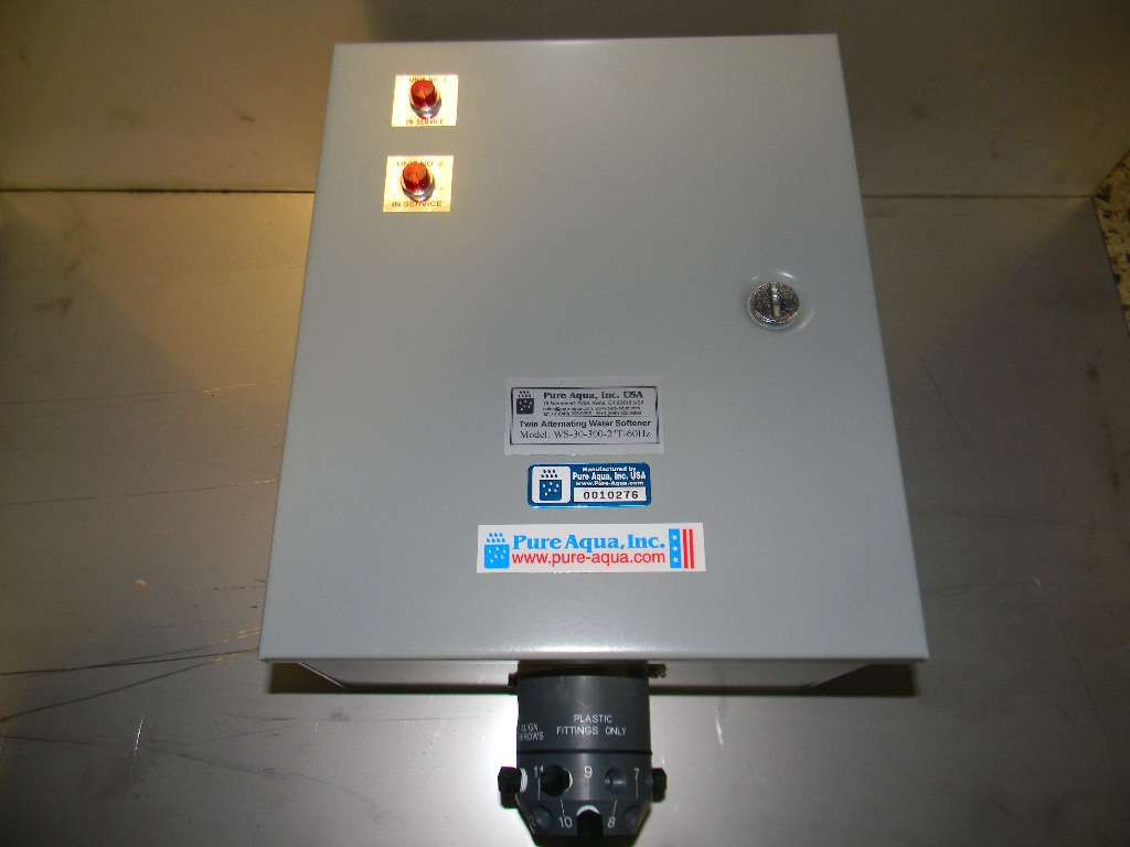 Water Treatment Timer