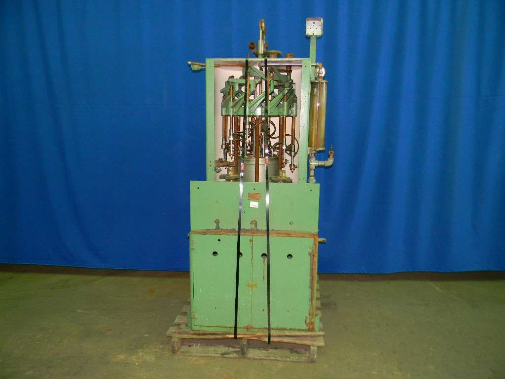 Machinery Service Rotary Vacuum Filler