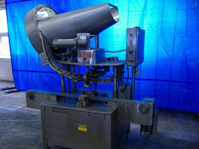 Resina LC120 Single Head Screw Capper