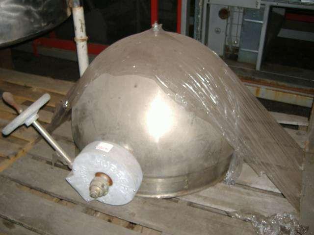 Hubbert 40 Gallon Jacketed Kettle