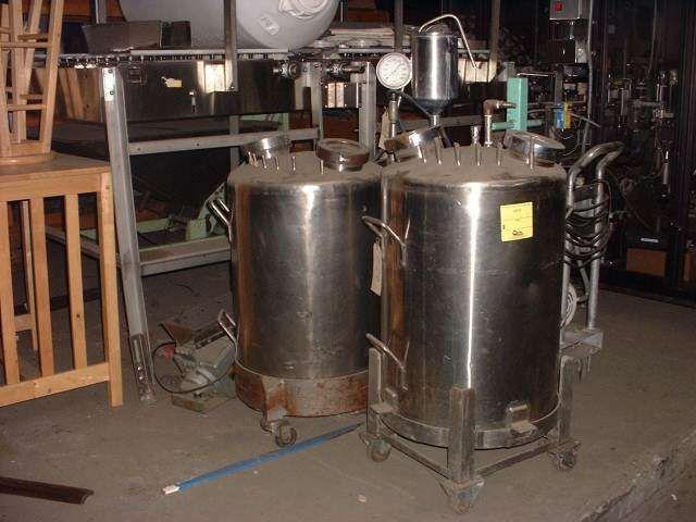 Stainless Steel Reactor - Pressure Vessel