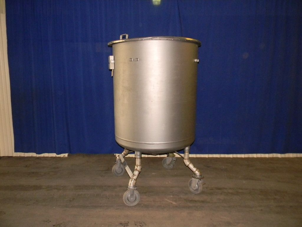 Pfaudler 300 Gallon Glass Lined Tank