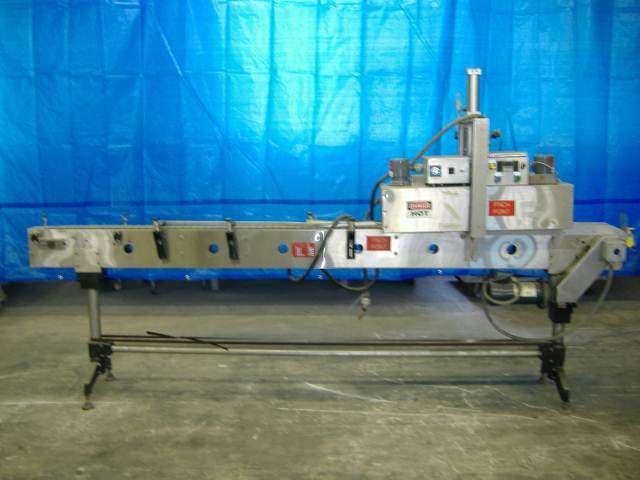 PDC Product Conveyor with Tunnel