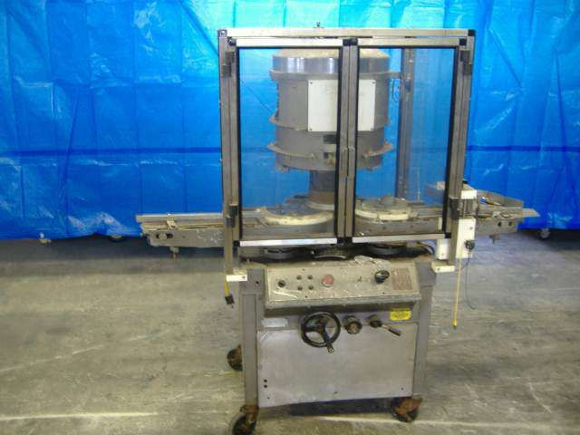 West Machine Aluminum Crimp Capper