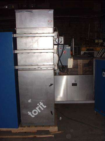 Torit VS 1500 Stainless Dust Collector