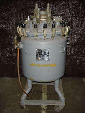 DeDietrich 50 Gallon Reactor