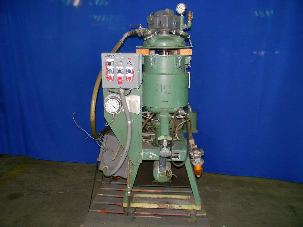 Abbe 6 Gallon Vacuum Planetary Mixer