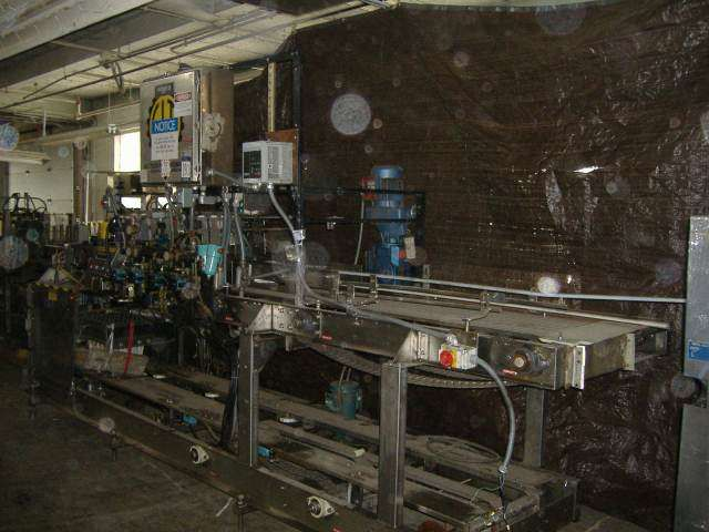 Hartness 825 Tray or Case Packer