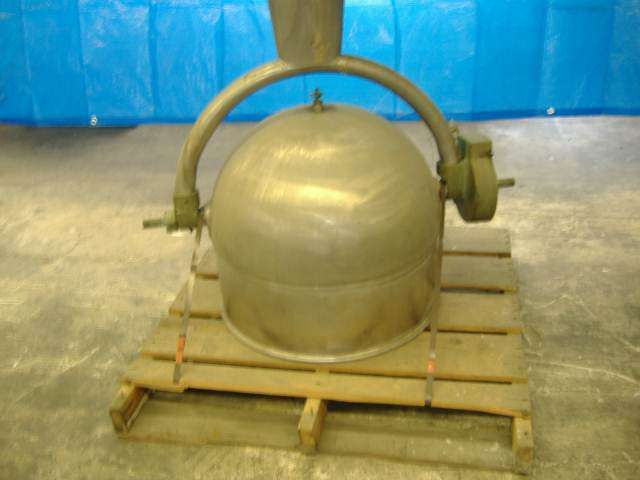 Groen 50 Gallon Stainless Jacketed Kettle