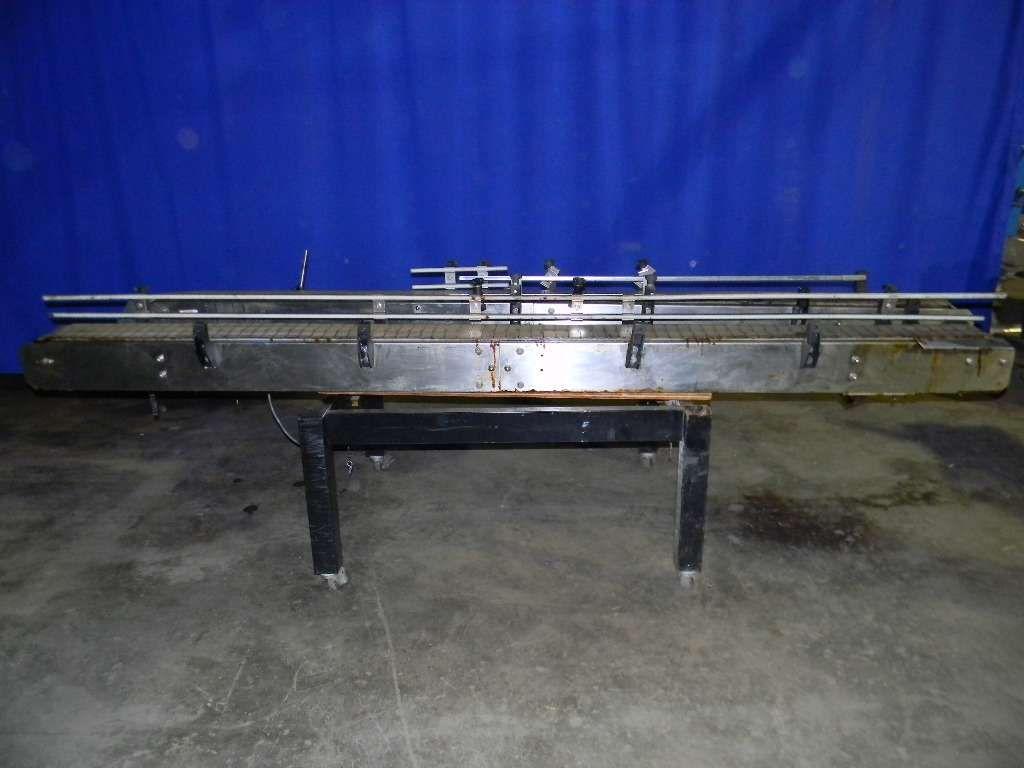 Stainless Steel Tabletop Conveyor