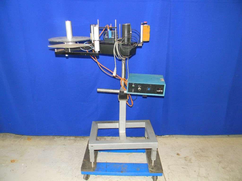 Label Systems Automatic Pressure Sensitive Labeling Head