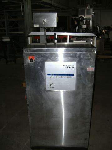 Pillar Induction sealer