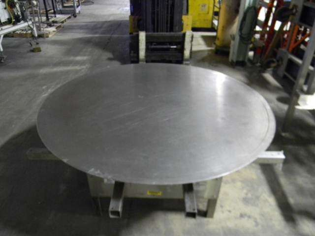 ELF Rotary Accumulation or Feed Table