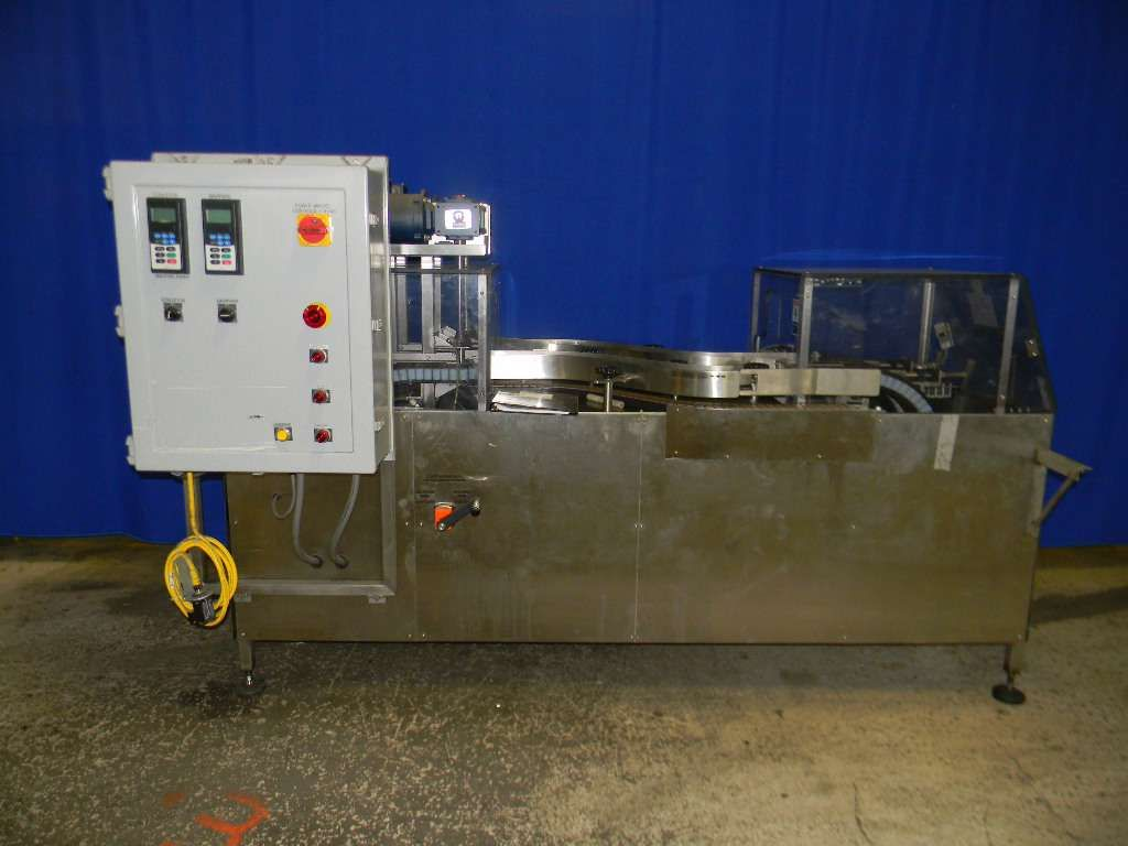 McBrady HS-300 Bottle Gripper Rinser