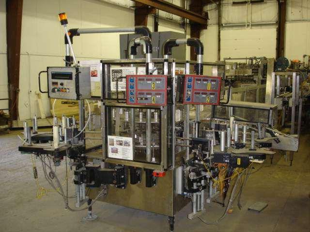 Harland Rotary Pressure Sensitive Labeler