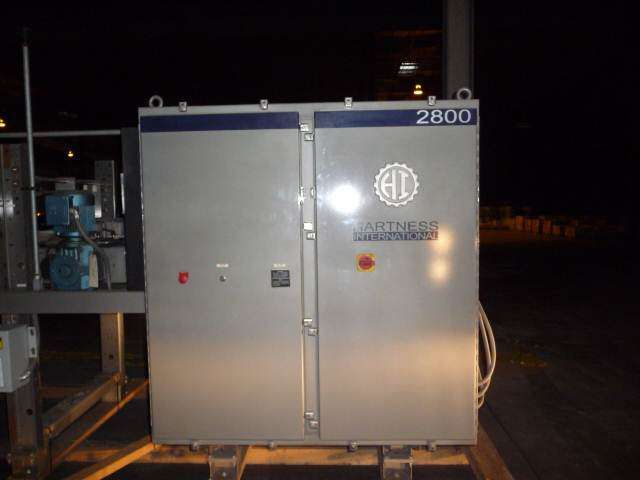 Hartness 2800 Drop Packer