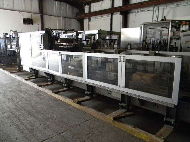 Hartness 2800 Tray or Case Drop Packer