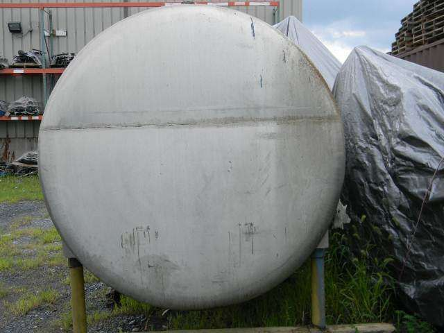3000 gallon horizontal single