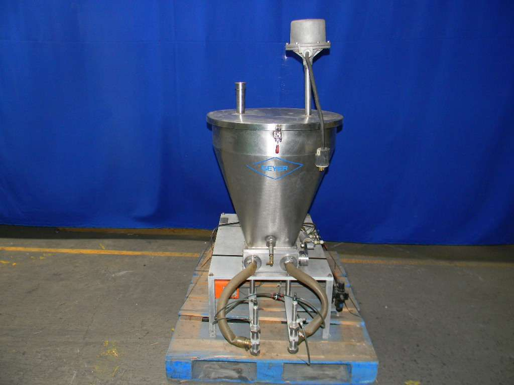 Geyer Twin piston pneumatic fi