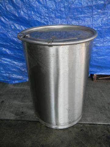 Stainless Steel 55 gallon Tank