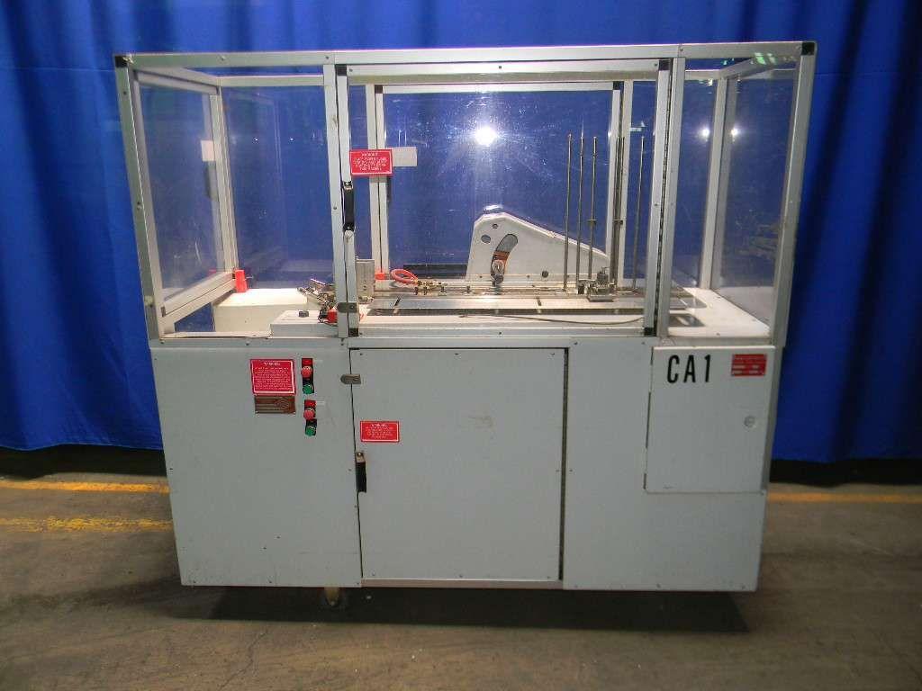 Bivans 54L Tuck-O-Mat Carton Erector