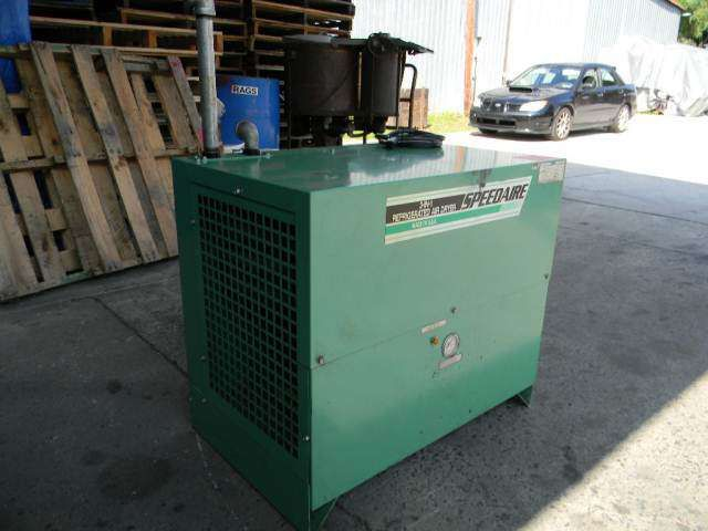 Speedaire Refrigerated Air Dry