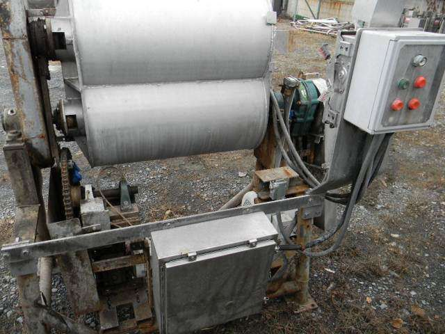 Stainless steel tilt body doub