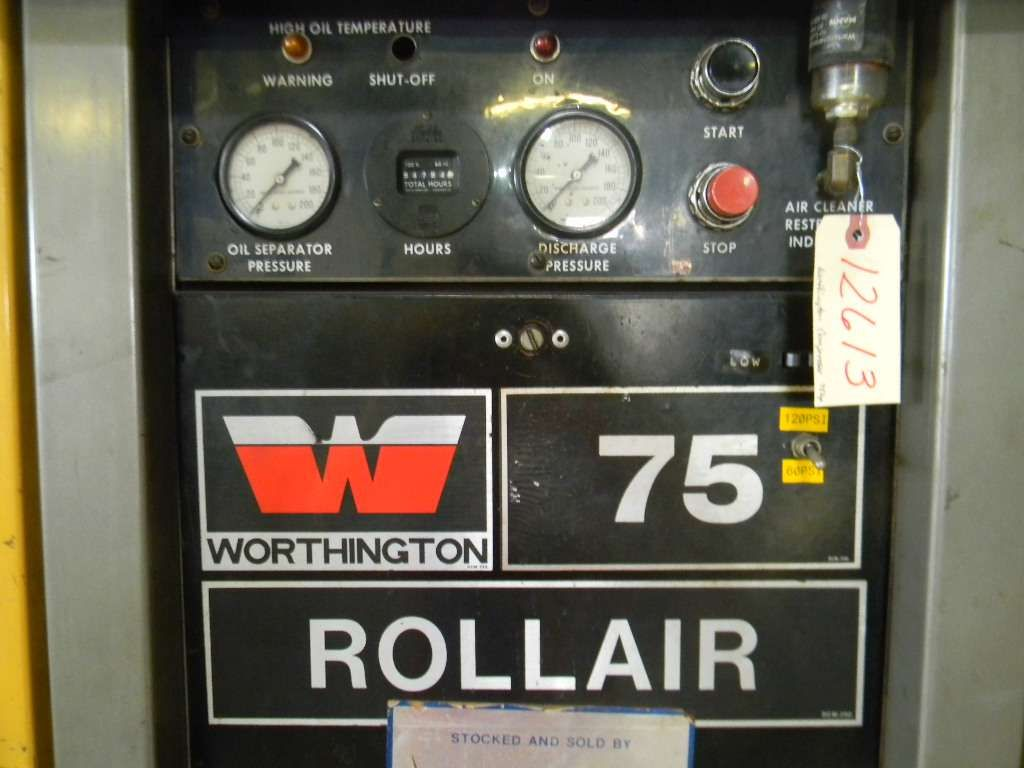 Worthington Rollaire 75 Air Co