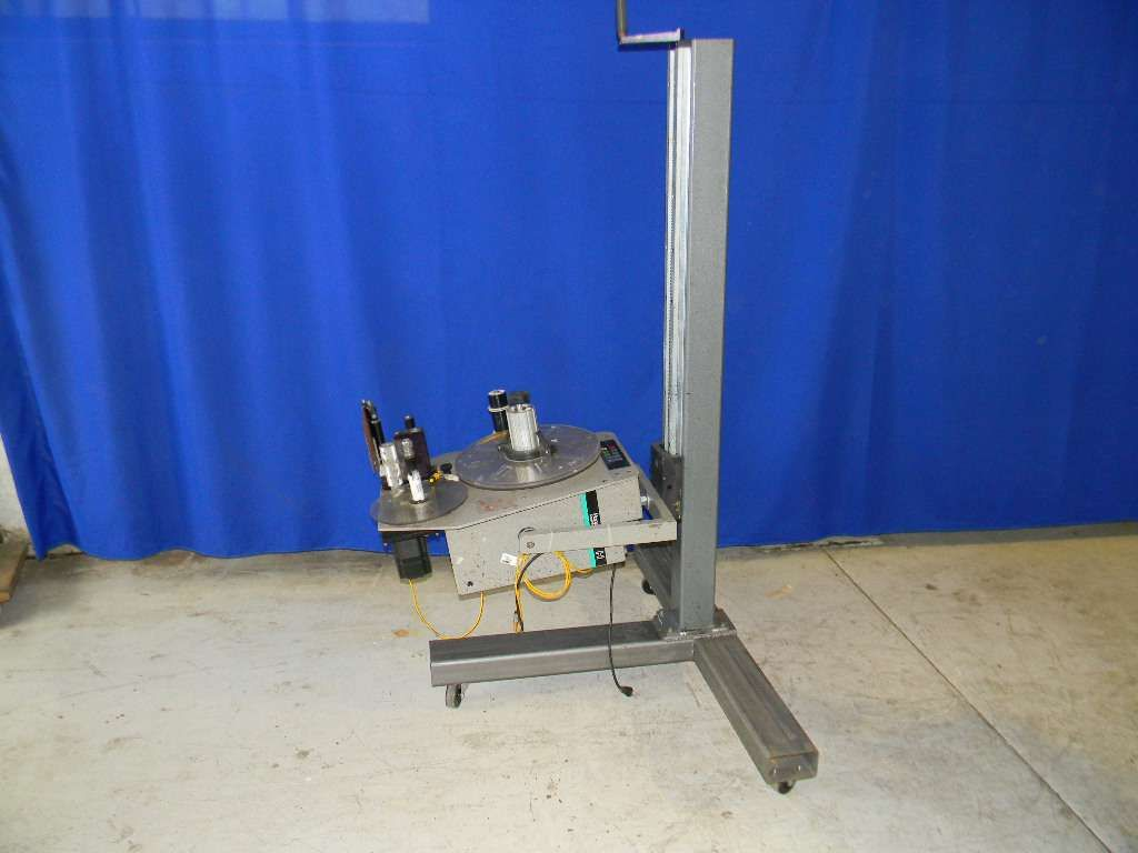 Hoppman stepper driven pressur