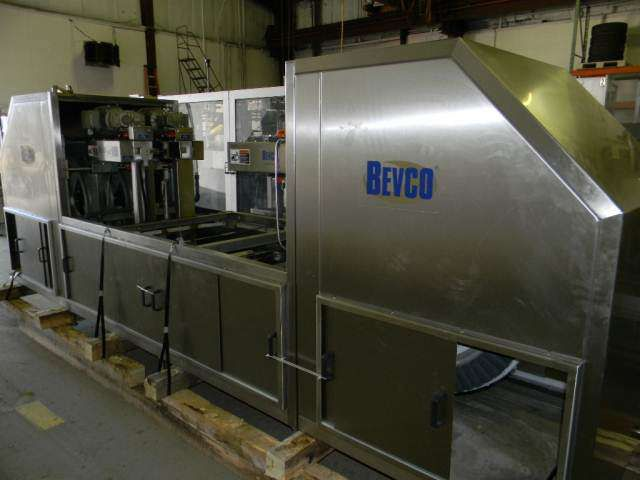 Bevco Bottle Gripper Rinser