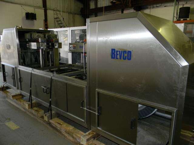 Bevco Bottle Gripper Rinser