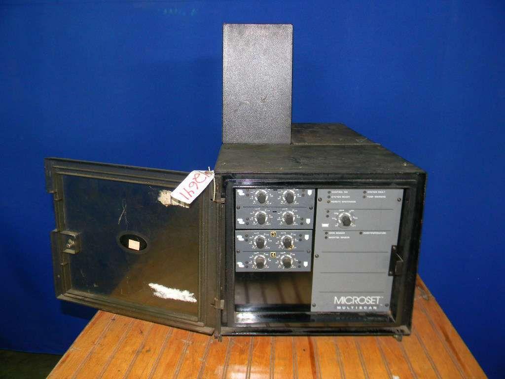 Nordson 3500 Hot Melt Glue System