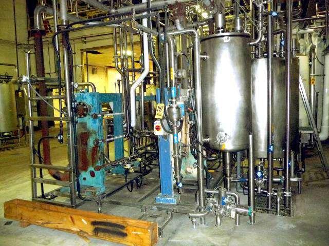 Kline Process Pasturizer