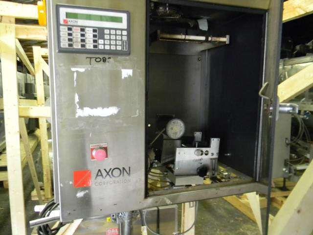 Axon EZ 200 Sleeve Labeler or Neck Bander